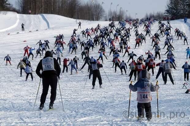 Всероссийские зимние спортивные игры для спортсменов любителей пройдут в Удмуртии в феврале