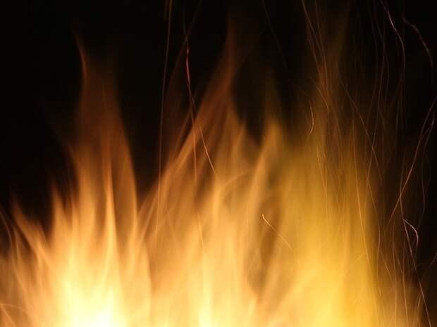 При пожаре в наркологической клинике в Красноярске погибли четыре человека