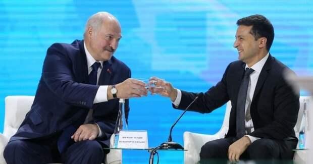 Лукашенко припомнит Украине неблагодарность и предательство