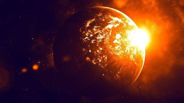 Новая угроза для Земли: гигантское пятно на Солнце