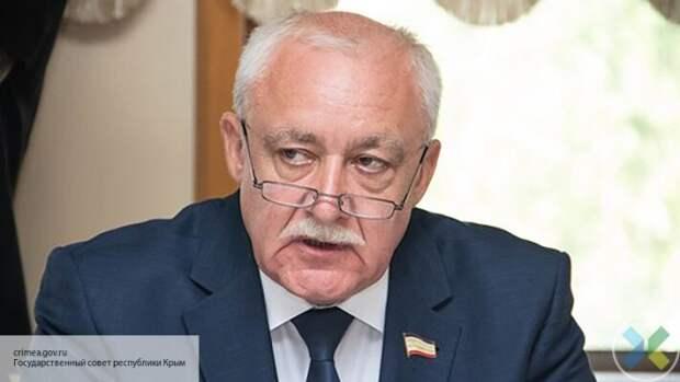 Гемпель: план Украины по «возвращению» Крыма - бессмыселен