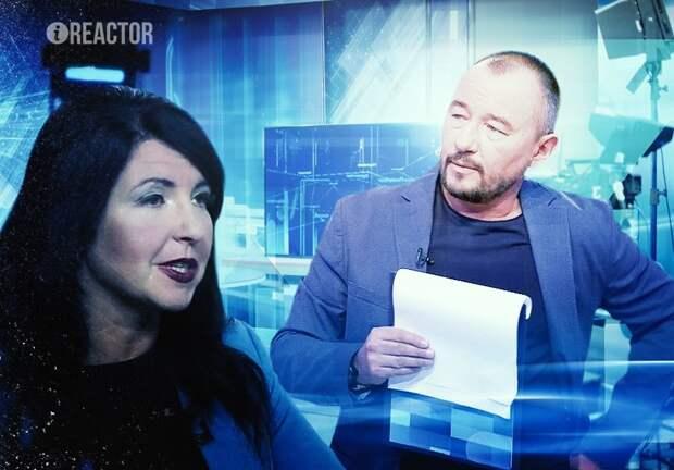 Шейнин в прямом эфире ответил Соколовской на заявление об обстреле Горловки
