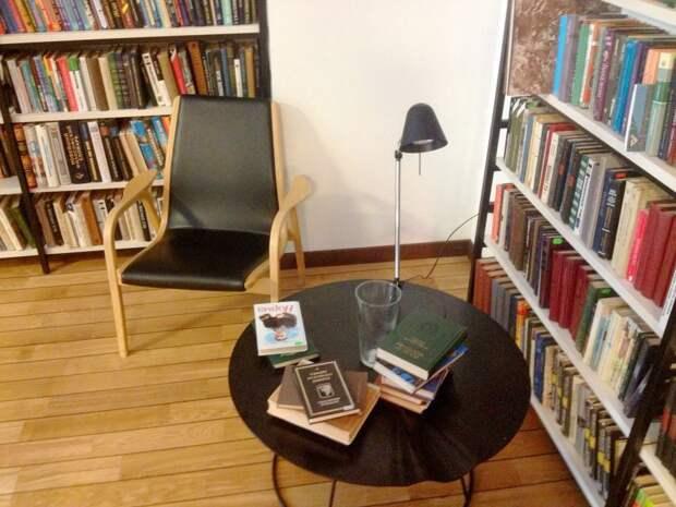 В Строгине откроется литературная гостиная