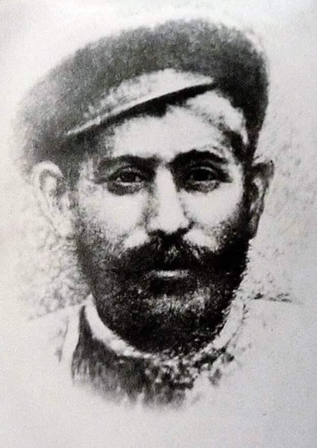 Виссарион Джугашвили
