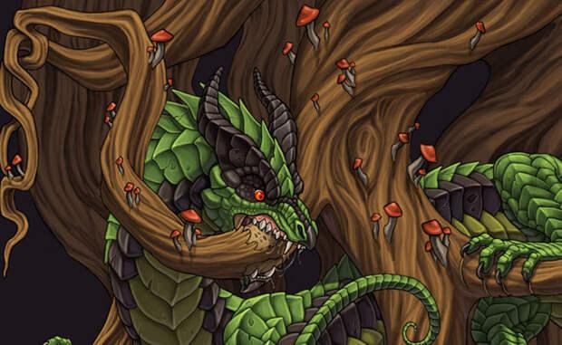 Драконы: самые опасные представители вида, о которых мы знаем