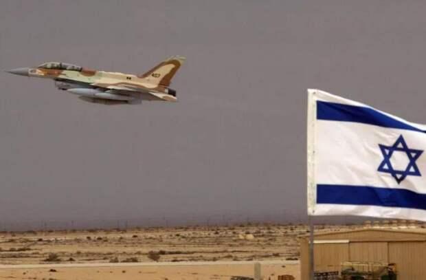 Израиль нанес ответные удары по Сирии