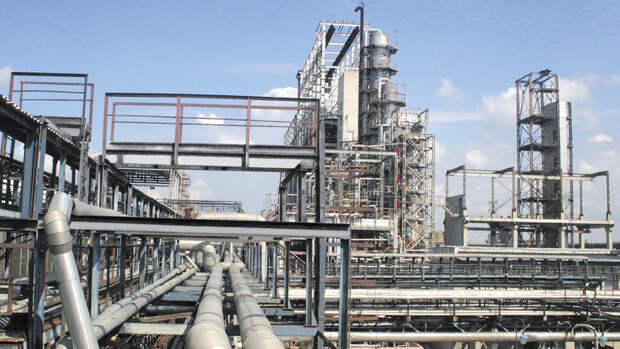 До80% упала загрузка мировой химической индустрии в феврале 2020