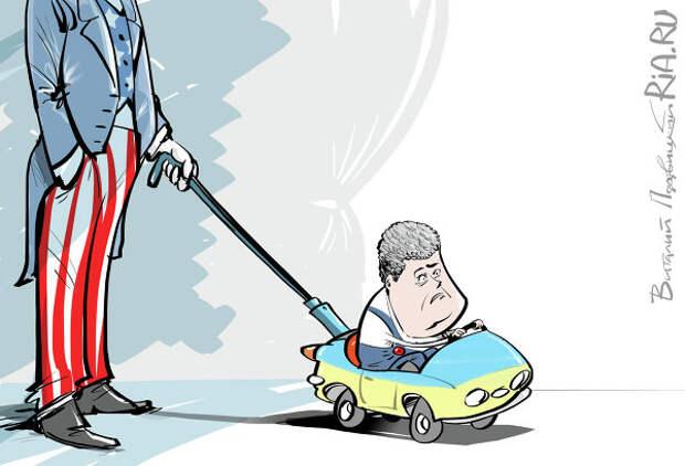 Лендман: США лгут, они вооружают Киев с самого начала войны на Украине