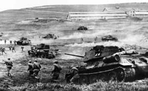 Три танка — одним снарядом. Самый результативный выстрел Великой Отечественной войны