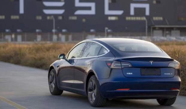 Tesla собирается продавать новую модель электромобиля китайской сборки всего за$25 тысяч