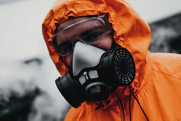 22 безумные маски, которые на самом деле носят люди