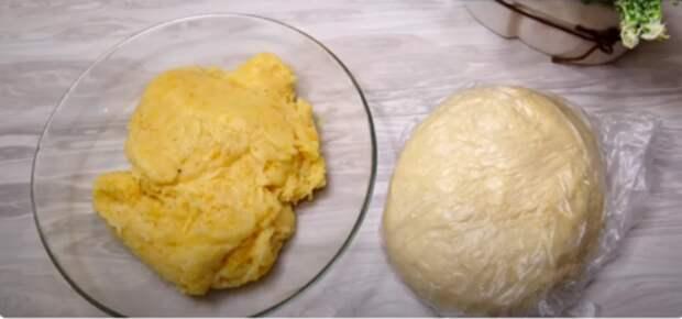 Осетинский пирог, который выпекается 10 минут