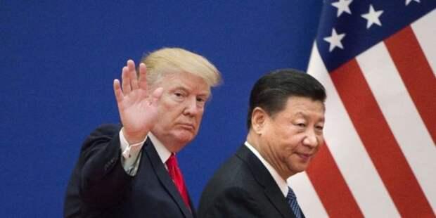СМИ: Трамп примет жесткие меры против Китая допередачи власти Байдену