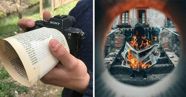 Как сделать крутые фото