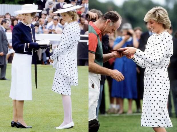 Переделки одежды Принцессы Дианы