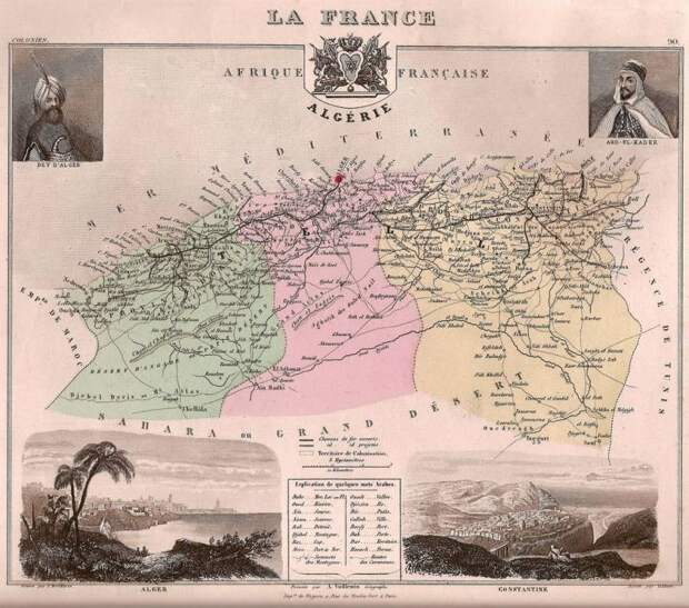 Разгром пиратских государств Магриба