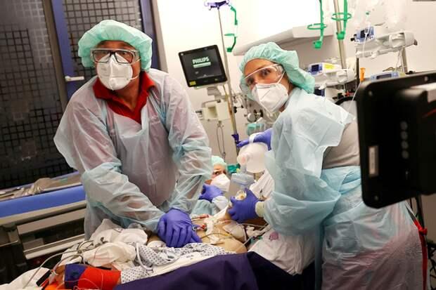 В России на 29 апреля от коронавируса вылечены ещё 1830 человек