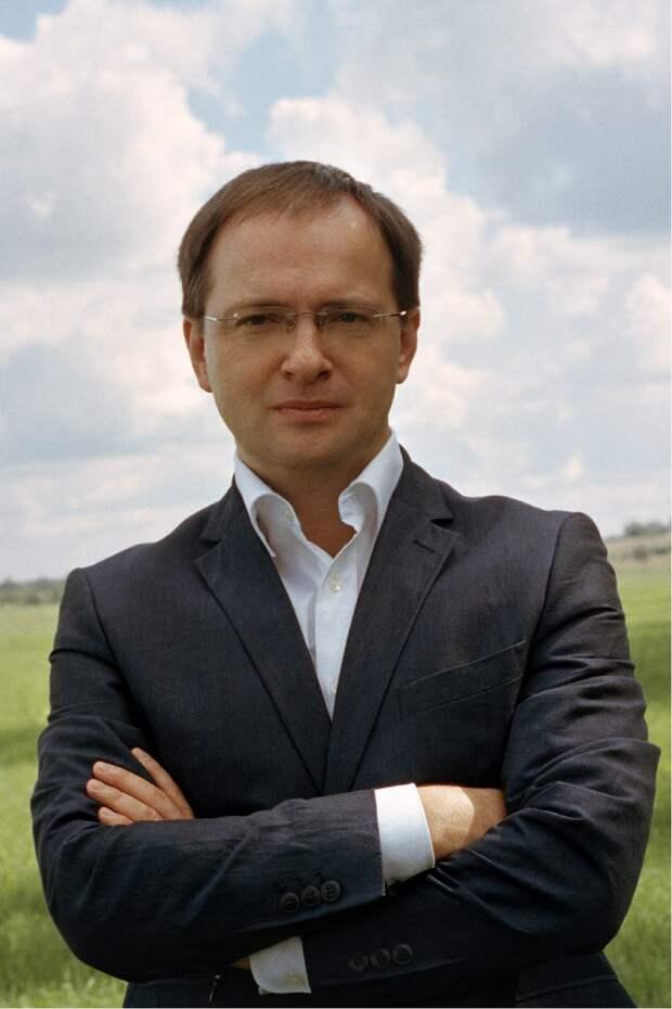 Владимир Мединский назначен помощником Президента РФ