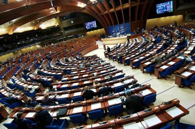 ПАСЕ призвала Россию не применять свое законодательство в Крыму