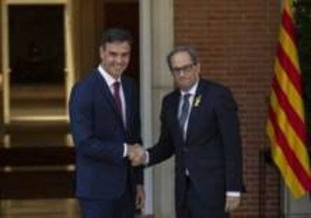 Мадрид поддержит референдум