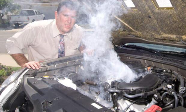 Глушим двигатель после остановки: способ бывалых водителей