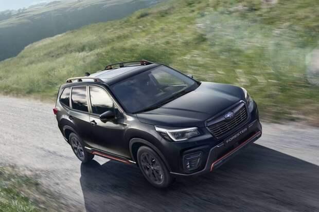 Subaru Forester в России: Sport без турбомотора и обновки для стандартного кроссовера