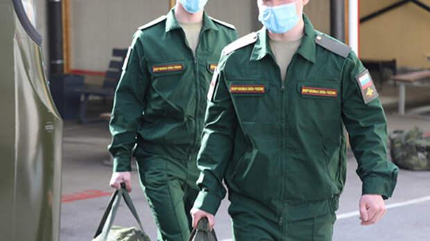 Двоих военнослужащих осудили в Ростове за грабеж несовершеннолетнего