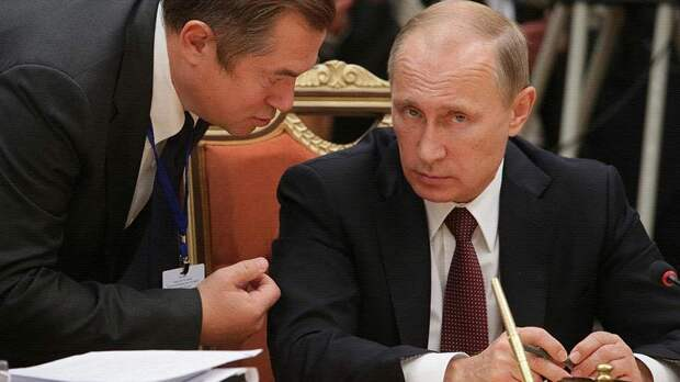 Путин и Глазьев