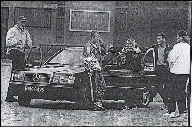 Преступность в 90-е