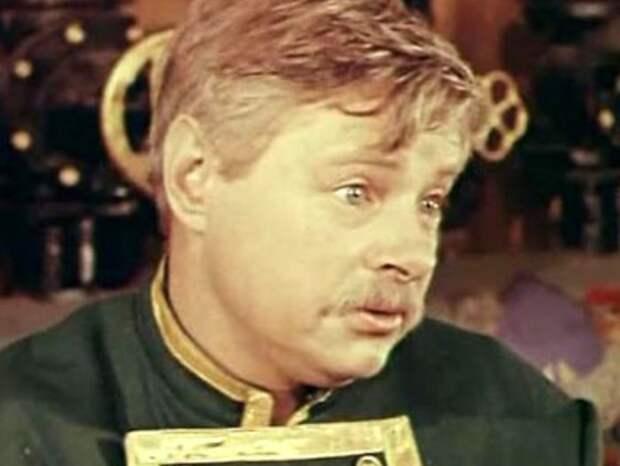 Леонид Харитонов в фильме *Факир на час*, 1971   Фото: kino-teatr.ru