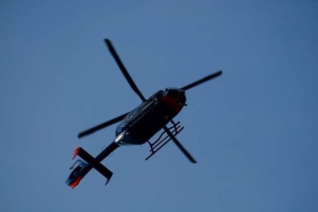 В Красноярском крае начата проверка после аварийной посадки вертолета Ми-8 с детьми