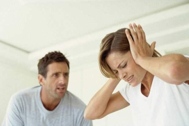 Мужская измена - вина женщины?