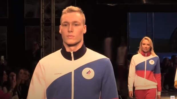 Новая форма российских спортсменов для ОИ-2021 вызвала горячие дискуссии в Норвегии