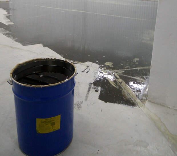 Полиуретановый грунт по металлу