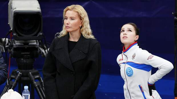 «Загитова— валидольная фигуристка. Дохарактера Медведевой ейкак долуны». Фаны— офинале ГП