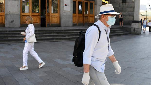 «На пять-шесть градусов выше климатической нормы»: синоптики рассказали об аномальной жаре в Москве на выходных