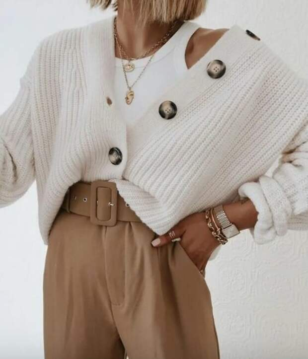 Модные весенние кардиганы, которые дополнят любой образ