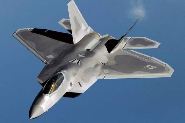 США разместят на Аляске 150 сверхзвуковых боевых самолетов пятого поколения