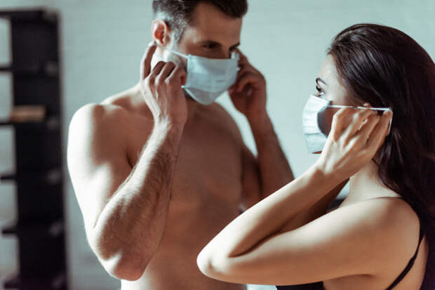 Названы последствия секса прикоронавирусе