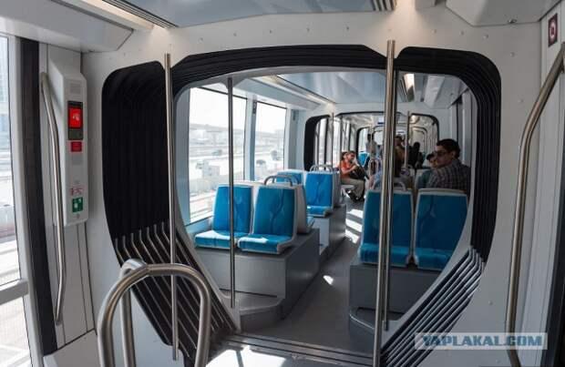 Дубайский трамвай