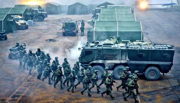 Железный капут. Сравнение военной мощи России и НАТО