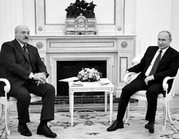 О чем говорит молчание Путина и Лукашенко по итогам переговоров