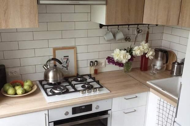8 хитростей обустройства маленькой кухни от владельцев хрущевок
