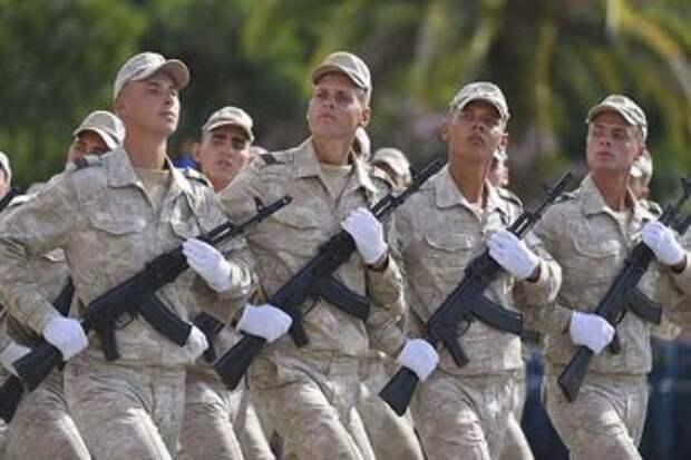Названа причина перевооружения российской военной базы в Абхазии