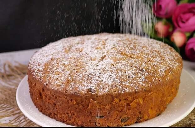 И торта не надо. Нереально вкусный пирог без замеса теста
