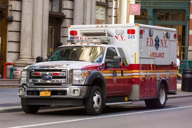 Неотложная медицинская помощь в Америке в сравнении с нашей