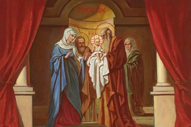 На Кубани православные отметят Сретение Господне