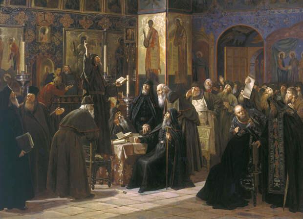 Церковная смута XII века