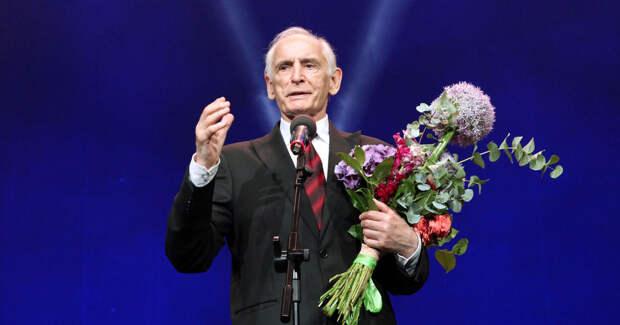 Василий Лановой отмечает 86-летие