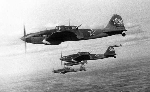«Называли его «мясником»: какой самолет наводил ужас на немецкие танки